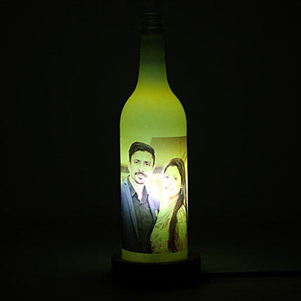 Glow Your Memory Personalized Lamp: Gifts to Itanagar