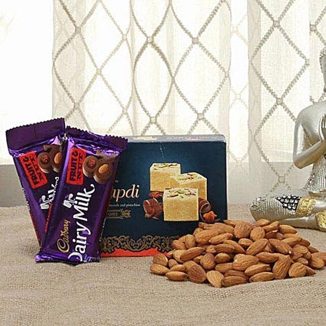 Luminous Sweet N Crunch: Send Karwa Chauth Sargi
