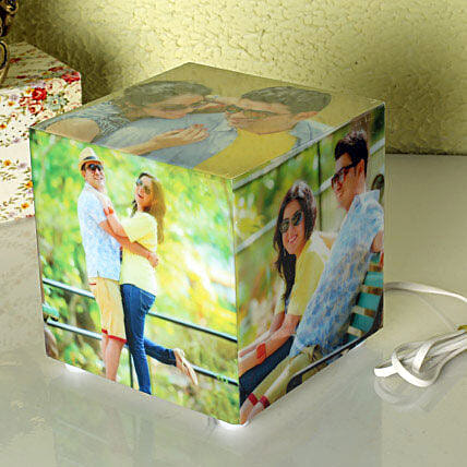 Magnificent Personalized Lamp: Premium Personalised Gifts