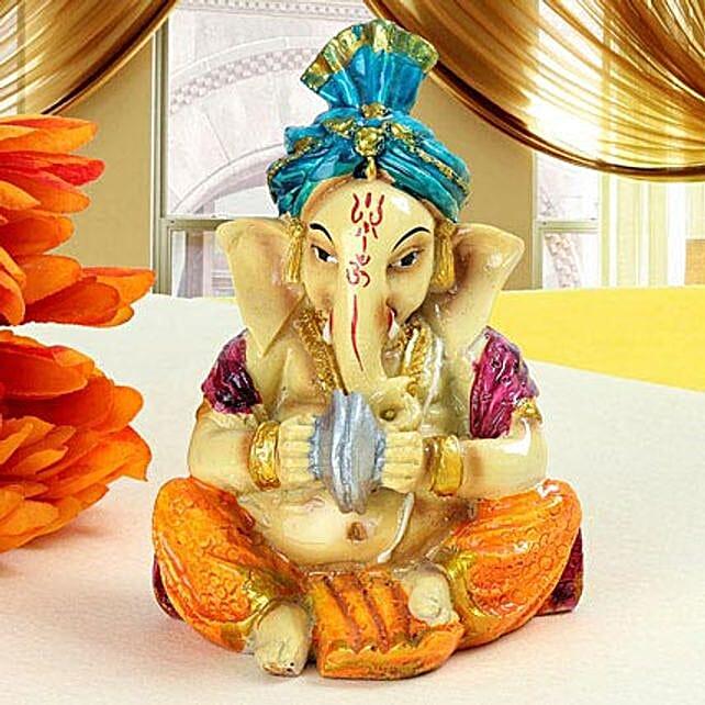 Manjira Ganesha: