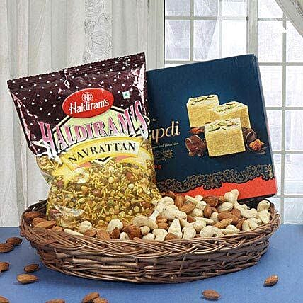 Non Stop Chit Chat: Sweets & Dry Fruits - Bhai Dooj