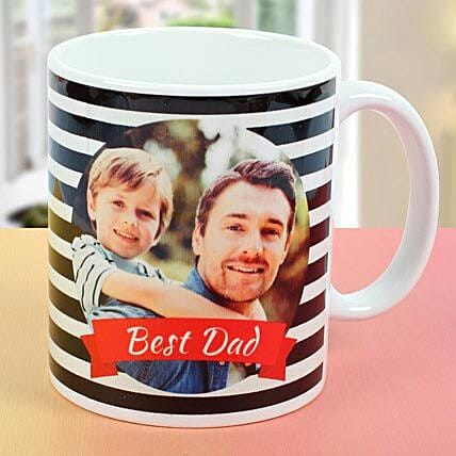 Personalized Mug For Dad: Personalised Mugs