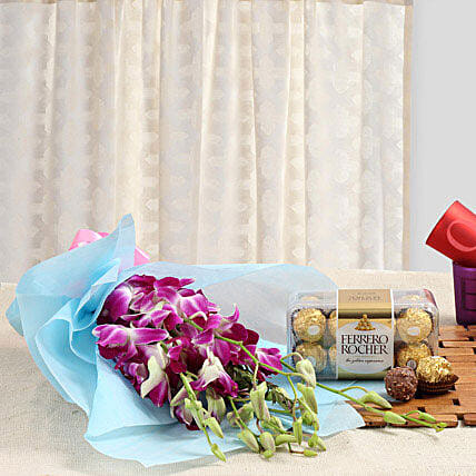 Radiance Of Romance: Flower Bouquets