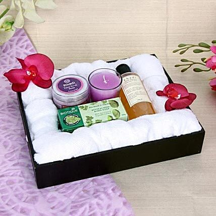 Royal Spa Experience: Thank You Gift Hampers