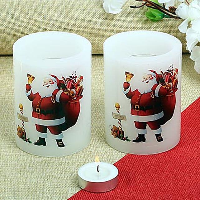 Santa With Light: Christmas Gifts? Noida