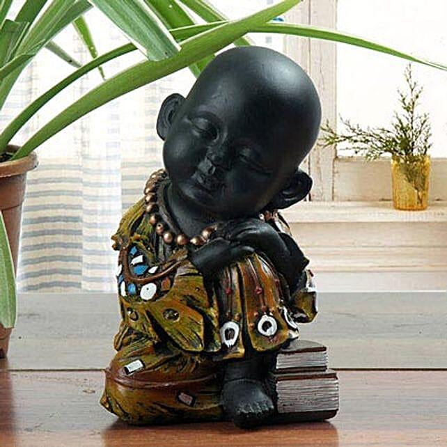 Sleeping Monk: