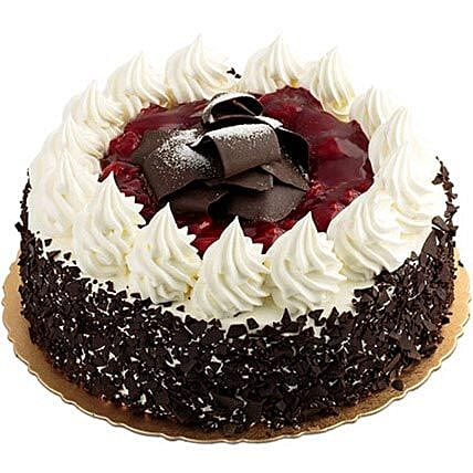 Special Blackforest Cake Five Star Bakery: Send Black Forest Cakes