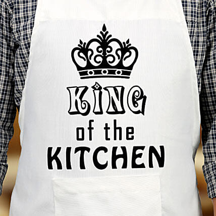 While He Cooks: Aprons