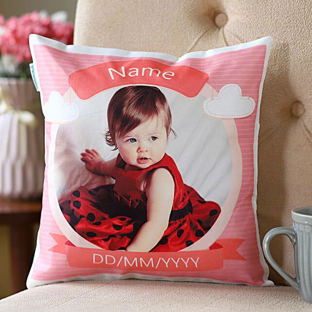 Personalized Little Angel Cushion: Cushions