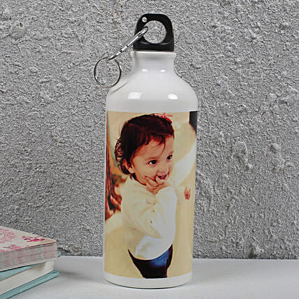 Personalized Photo Bottle: Gifts Bhai Dooj for Kids