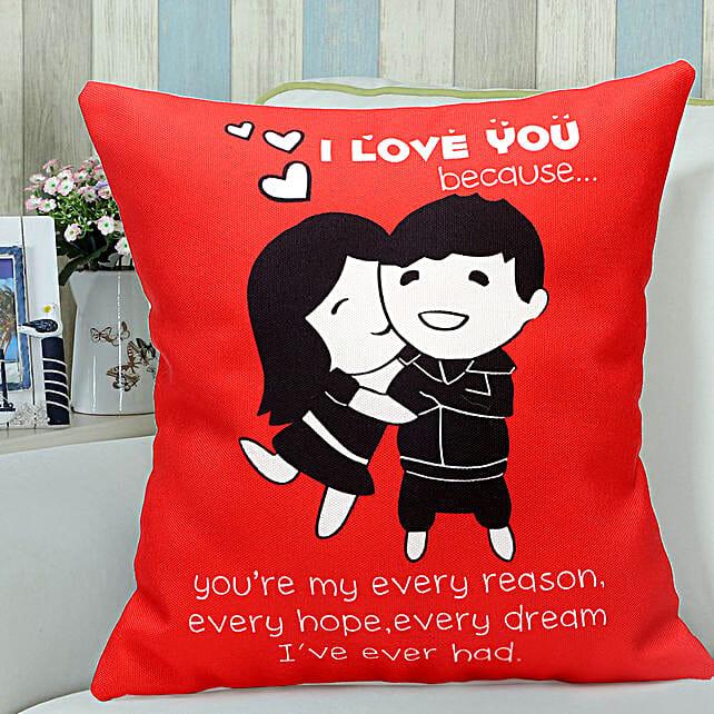 Red Hug: Home Decor Anniversary Gifts