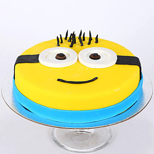 Minion for you Cake: Birthday Cakes Chandigarh