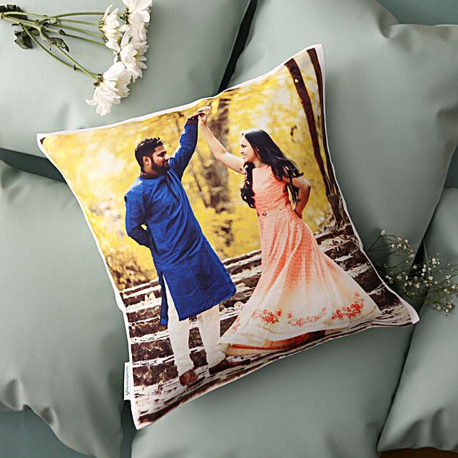 Personalised Photograph Cushion: Cushions