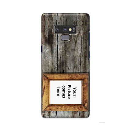 Samsung Galaxy Note 9 Customised Vintage Mobile Case: Personalised Mobile Covers
