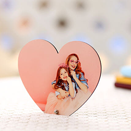 Personalized Heart Frame: Gifts Under 1999 for Mothers Day