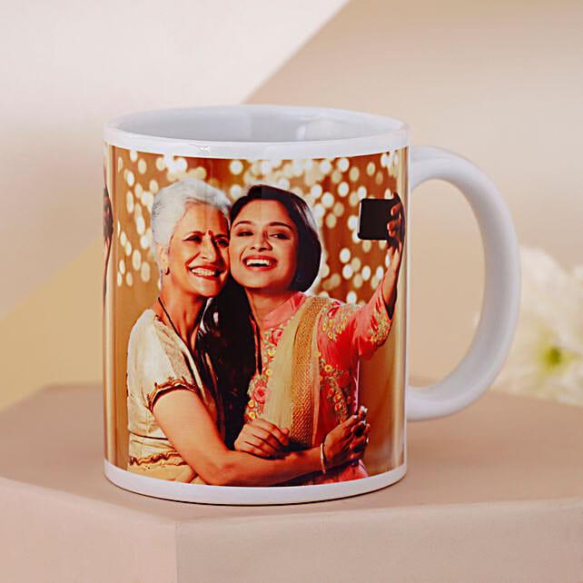 Personalized Ceramic Mug: Friendship Day Personalised Mugs