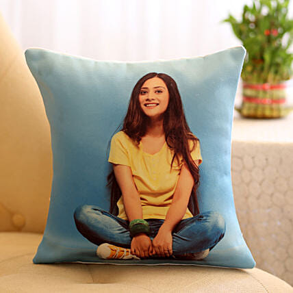 Personalised Cushion For Her: Singles Day Gifts