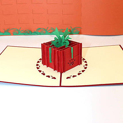 Handmade 3D Pop Up Diamond Ring Box Card: Buy Greeting Cards