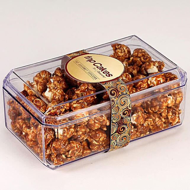 Coffee Popcorn Box: Gourmet Gifts India