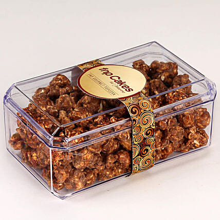 Peanut Butter Popcorn Box: Send Gourmet Gifts