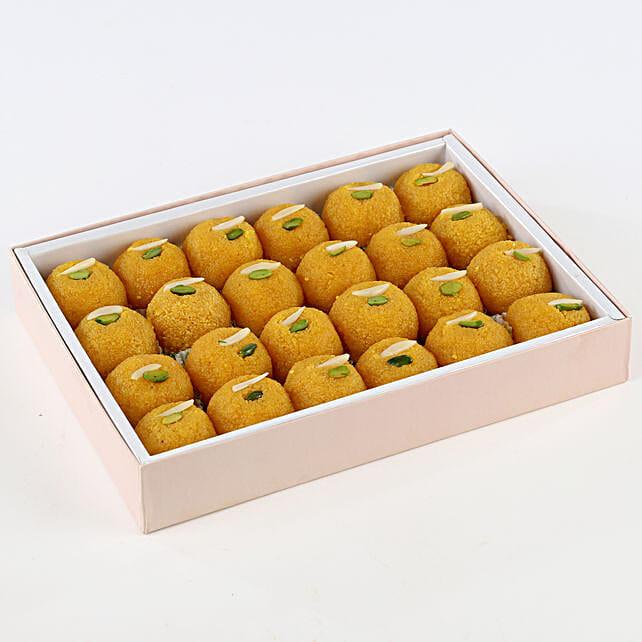Moti Choor Pleasure: Bhai Dooj Sweets