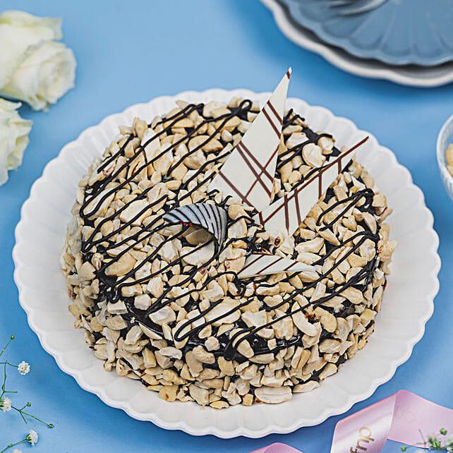 Crunchy Choco Cake: Grandparents Day Cakes