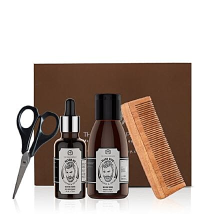 The Man Company Beard Box: Send Valentines Day Gift Hampers