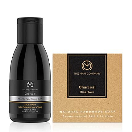 The Man Company Charcoal Charcoal Refresher: Gift Hampers