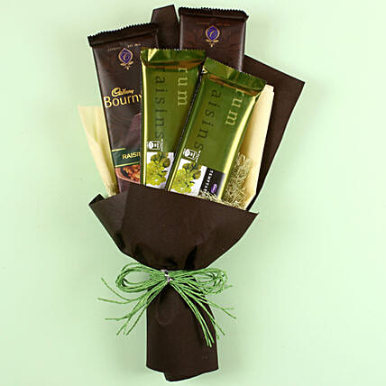 Special Temptations & Bournville Bouquet: Hug Day Gifts