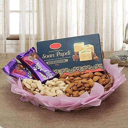 Best Sweetness Deal: Send Diwali Sweets to Mumbai
