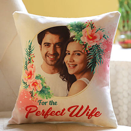 Comfortable Cushion For The Perfect Wife: Buy Cushions