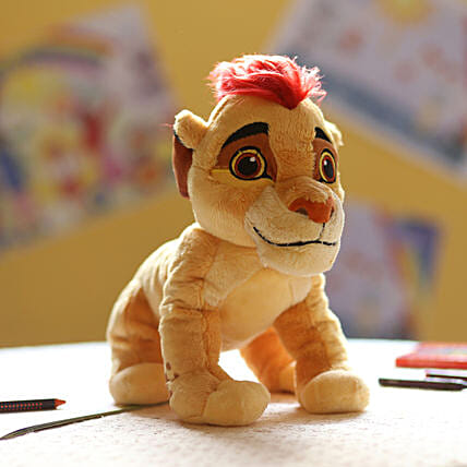 Disney Lion Guard: Send Soft Toys