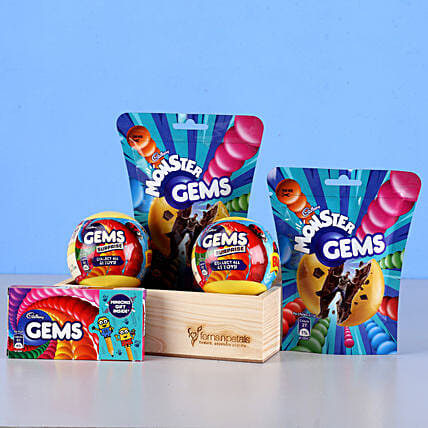 Cadbury Gems Overload: Cadbury Chocolates