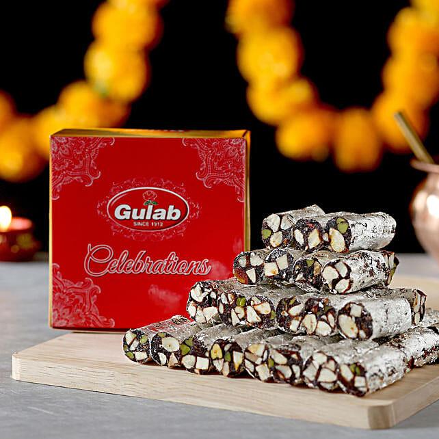 Khajur Roll Box: Gift Ideas