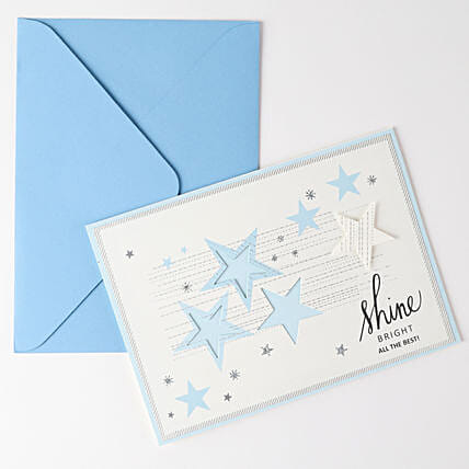 Starry All The Best Greetings: Buy Greeting Cards