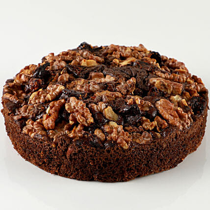 Dry Cake With Dates & Walnuts: Gifts for Christmas