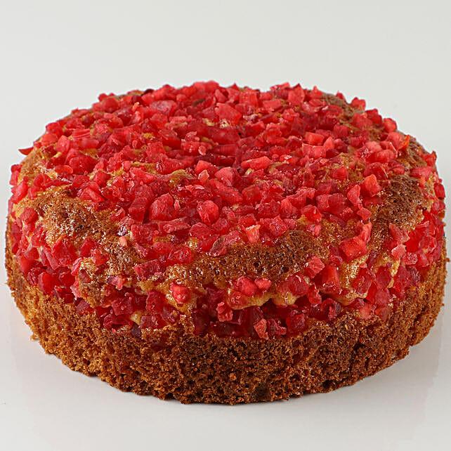 Mixed Fruit Dry Cake: Eggless Cakes