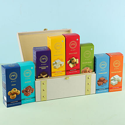 Celebrations Sweet Gift Box: Gift Hampers