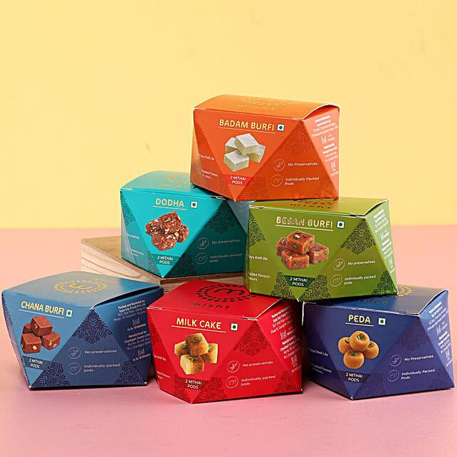 Mini Boxes Of Misht Heaven: Buy Sweets