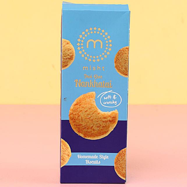 Misht Desi Nankhatai Cookies: Gift Ideas