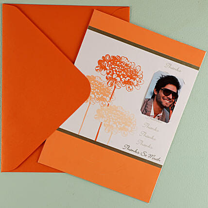 Big Thank You So Much Card: Greeting Cards