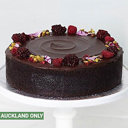 Mini Dark Chocolate Cake Delivery In New Zealand