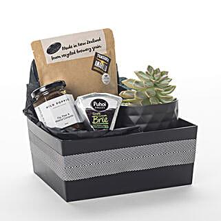 Onyx Mini Gift Hamper - Cheese