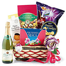 Dry Fruits and Cookies Hamper