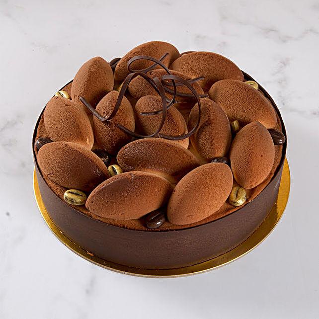 4 Portion Tiramisu Cake Birthday Delivery In UAE