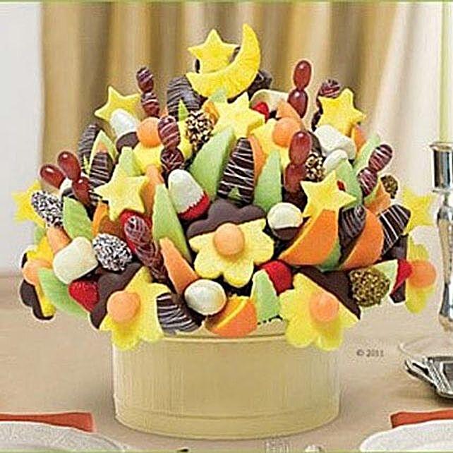 Celebration Bouquet Birthday Gifts To Abu Dhabi