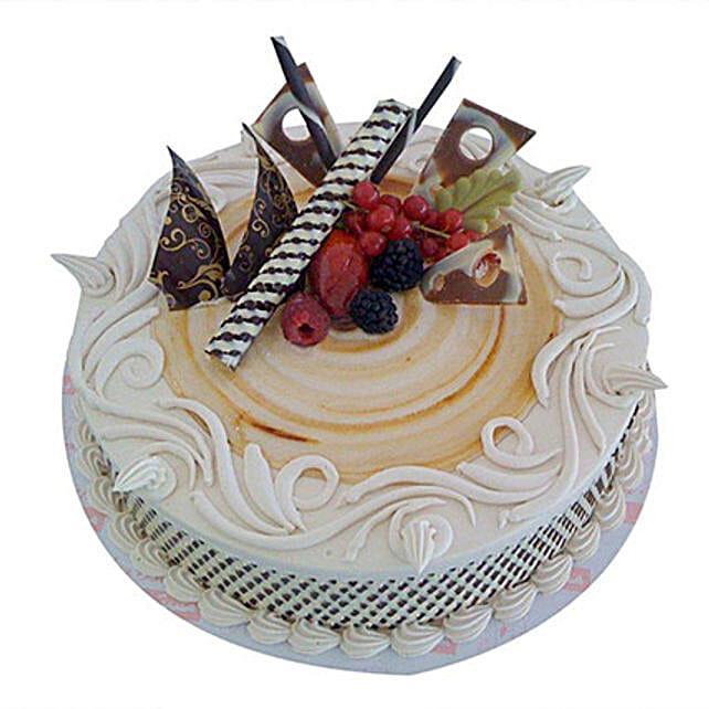 New Mocha Cake: