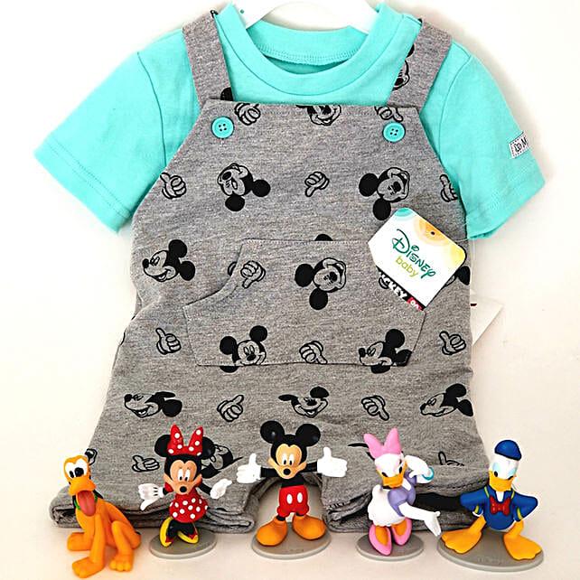 Disney Baby Boy Gift Set: Send Newborn Baby Gifts to USA