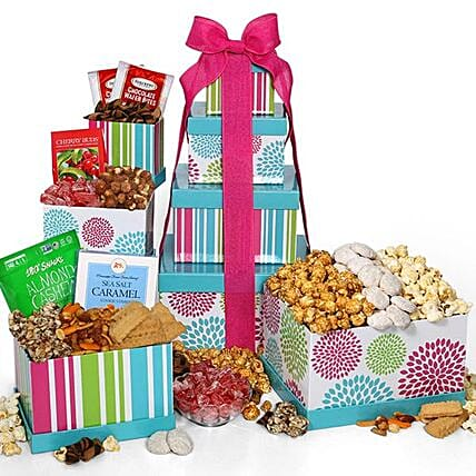 The Sweet Treat Gift Hamper: Rosh Hashanah Gifts