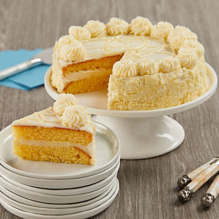 Vanilla Bean Cake Delivery In USA